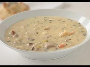 7-Seafood Chowder